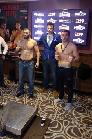 Майрис Бриедис, Сергей Екимов, Сергей Шигаев и Асланбек Козаев сделали вес (4)