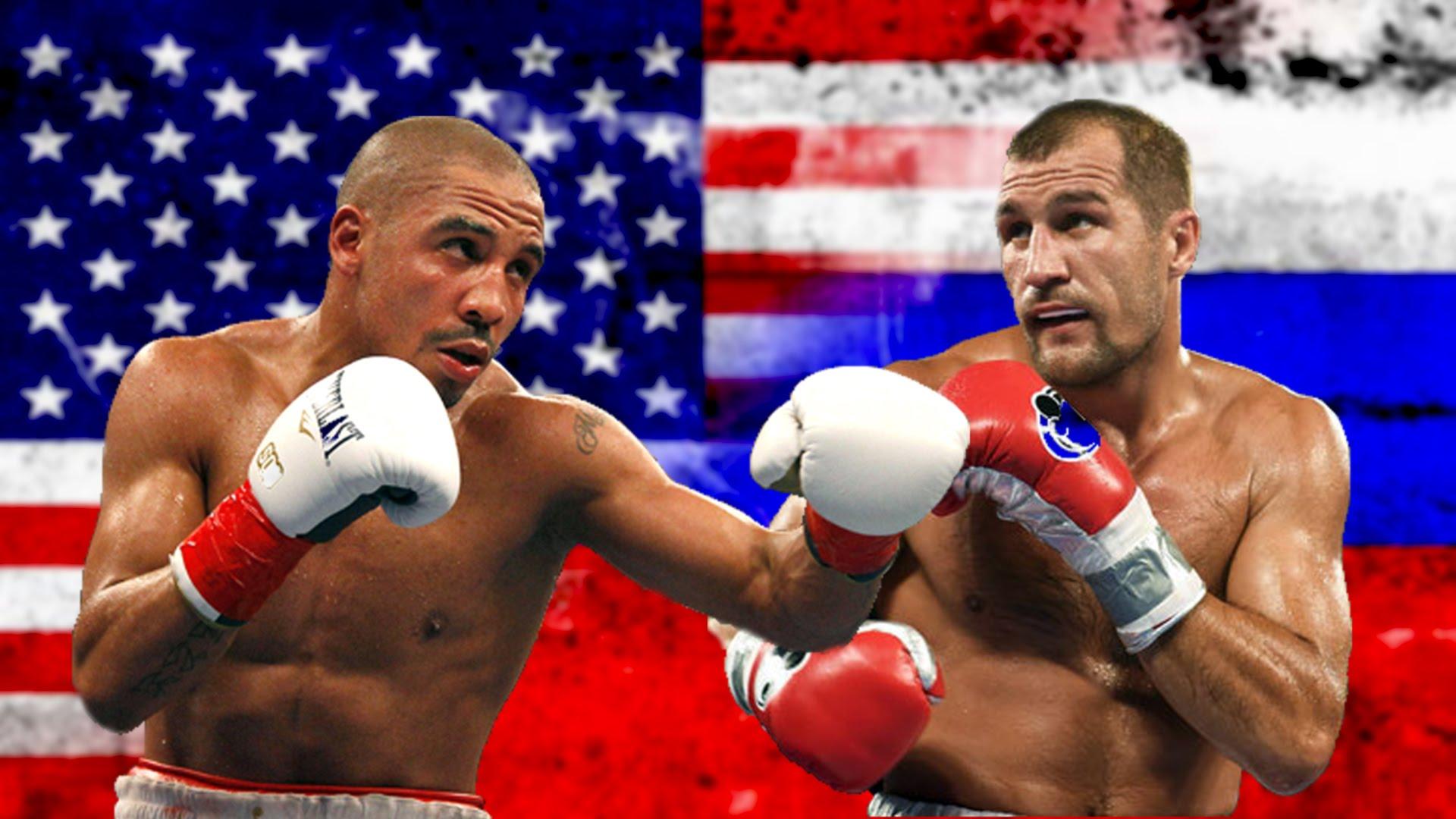Андре Уорд оценивает свои шансы в бою с Сергеем Ковалевым 50 на 50 (1)
