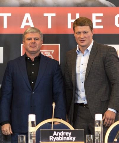 Компания «Мир бокса» выиграла торги по бою Поветкин - Уайлдер (1)