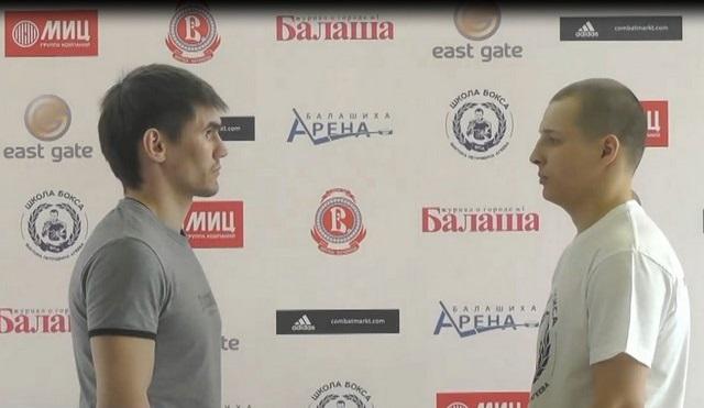 Боксеры-профессионалы выступят на любительском турнире (1)