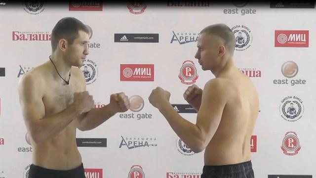 Боксеры-профессионалы выступят на любительском турнире (2)