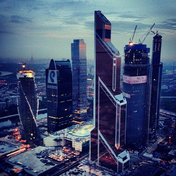 Инстаграм покорил Москву и москвичей (3)