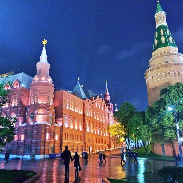 Инстаграм покорил Москву и москвичей (2)
