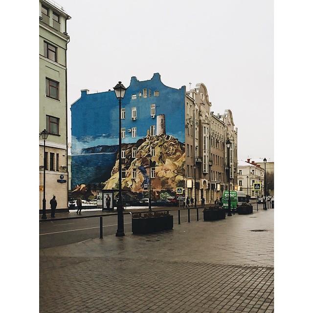 Инстаграм покорил Москву и москвичей (1)