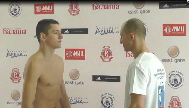 Боксеры-профессионалы выступят на любительском турнире (3)