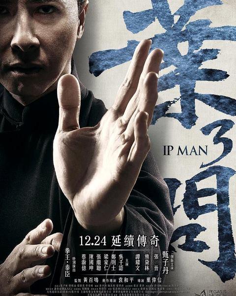 Майк Тайсон в фильме «Ip Man 3» встал на тропу войны  (1)