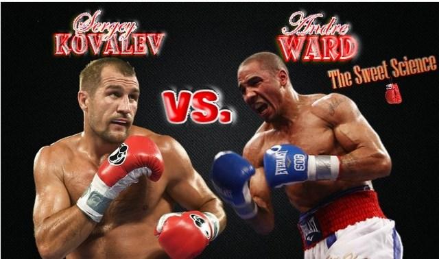 Сергей Ковалев или Андре Уорд победит в бою 17 ноября? (1)