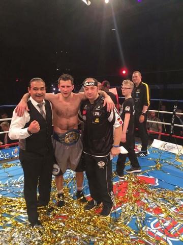 Игорь Михалкин защитил титул чемпиона Европы (2)