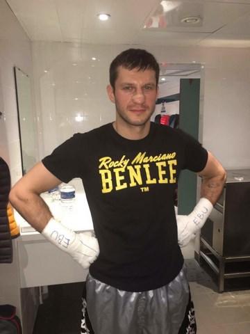 Игорь Михалкин защитил титул чемпиона Европы (1)