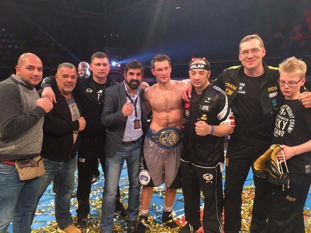 Игорь Михалкин защитил титул чемпиона Европы (3)