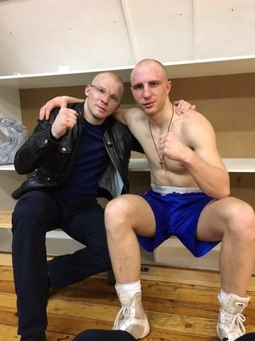 Интервью чемпиона России в полутяжелом весе Константина Питернова (2)