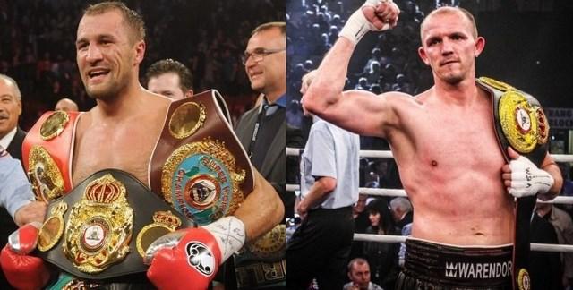 Сергей Ковалев против Юргена Бремера (1)