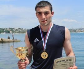 Георгий Кушиташвили одержал первую победу в Самсуне (1)