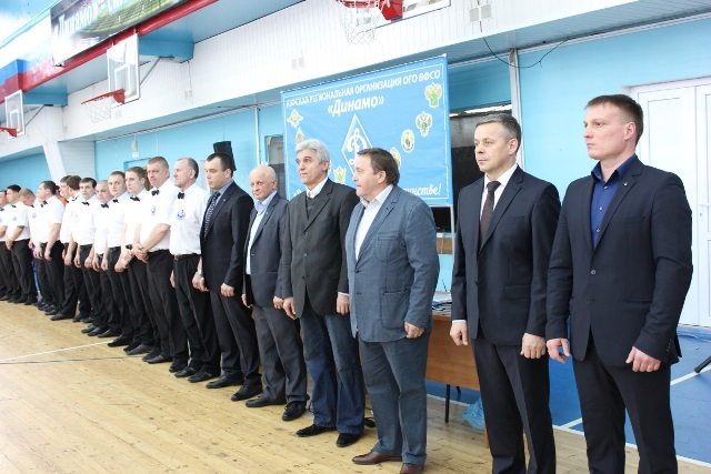 В Курске проходит Первенство ЦФО по боксу памяти Владимира Поветкина (1)