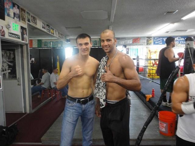 Максим Власов: Желаю Исмаилу Силлаху больше не болеть! (2)