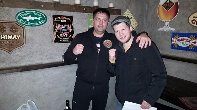 Американские приключения Николая Потапова на пути к званию чемпиона Мира (2)
