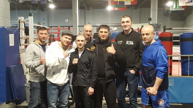 Американские приключения Николая Потапова на пути к званию чемпиона Мира (4)