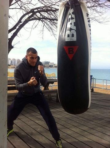 Максим Власов: Мотивация на бой с Силлахом - запредельная! (2)