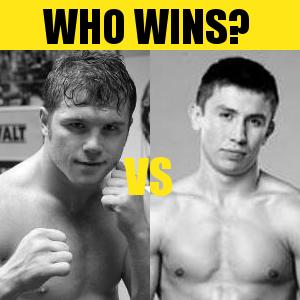 Кто сильнее, Геннадий Головкин или Сауль Альварес? (1)