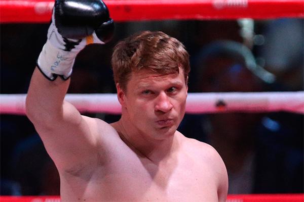 Deontay Wilder vs. Alexander Povetkin