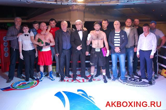 Результаты вечера профессионального бокса в Новороссийске (1)