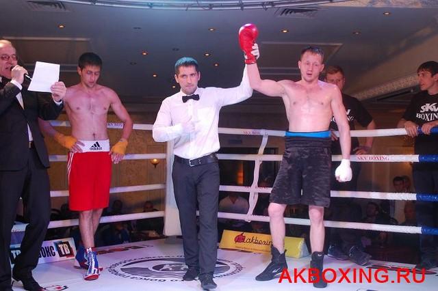 Результаты вечера профессионального бокса в Новороссийске (5)