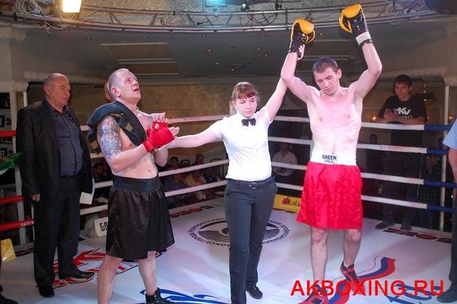 Результаты вечера профессионального бокса в Новороссийске (6)