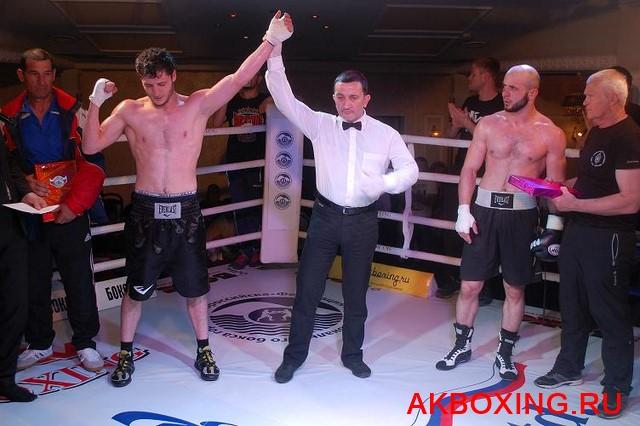 Результаты вечера профессионального бокса в Новороссийске (7)