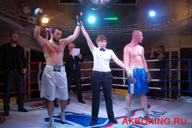 Результаты вечера профессионального бокса в Новороссийске (8)