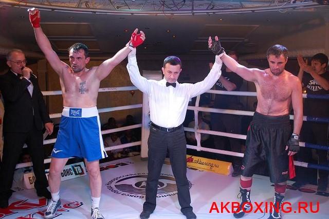 Результаты вечера профессионального бокса в Новороссийске (9)