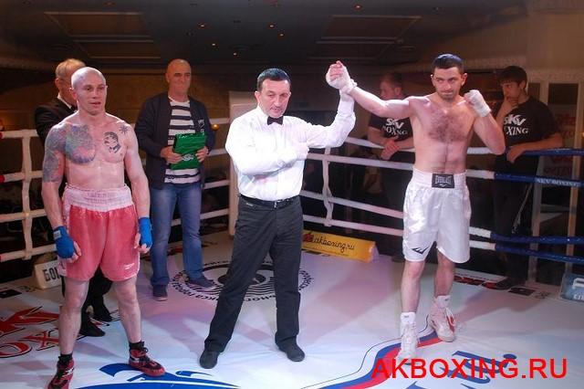 Результаты вечера профессионального бокса в Новороссийске (4)