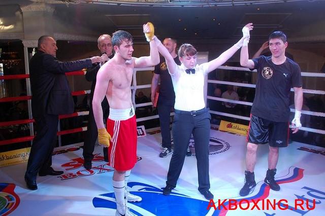 Результаты вечера профессионального бокса в Новороссийске (3)