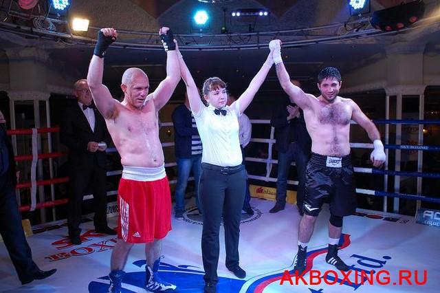 Результаты вечера профессионального бокса в Новороссийске (10)