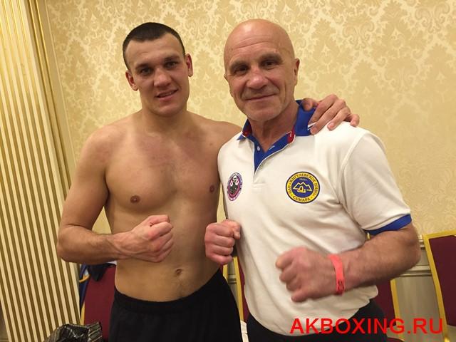 Максим Власов: Я хочу стать легендой в боксе! (1)