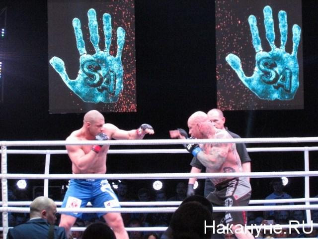 Дмитрий Михайленко сенсационно проиграл в Екатеринбурге (2)