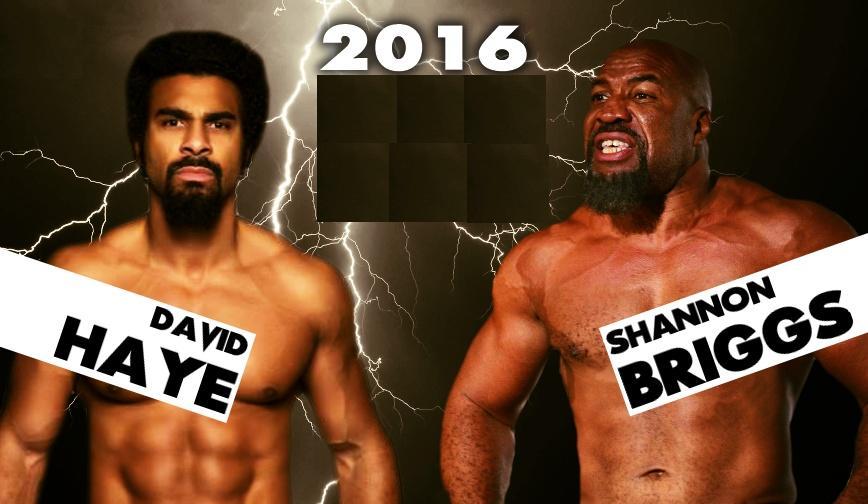 Дэвид Хэй проведет свой следующий бой с Шенноном Бриггсом  (1)