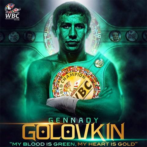 Сауль Альварес сделал Геннадия Головкина чемпионом Мира в среднем весе  (1)