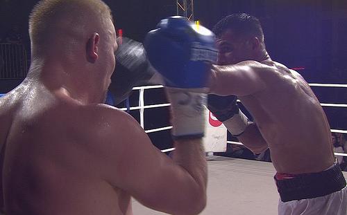 Константин Питернов: Даже нокаутировав соперника, победу отдали бы не мне (1)