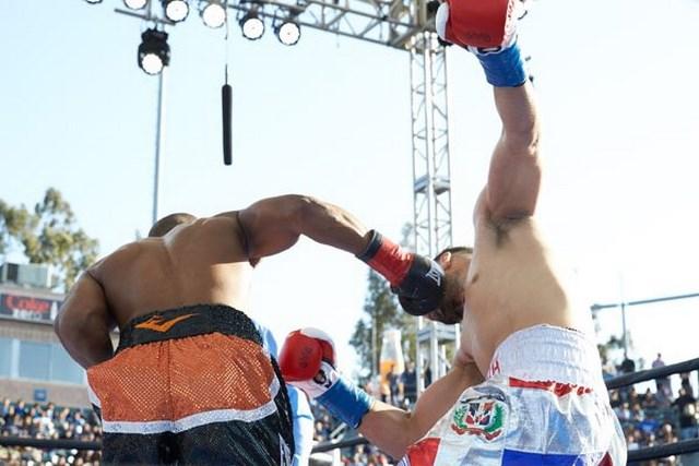 Томас Уильямс-младший брутально нокаутировал Эдвина Родригеса (1)