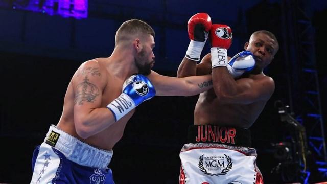 Тони Белью стал чемпионом Мира WBC в тяжелом весе (1)