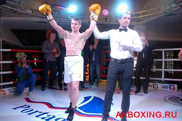 Результаты вечера профессионального бокса в Новороссийске (2)