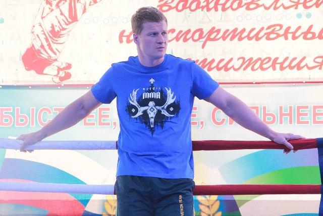 Александр Поветкин: Хочу подраться с Уайлдером, который говорит, что убьет меня (2)