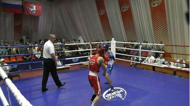 В Москве продолжается II турнир по боксу памяти Александра Кошкина (1)
