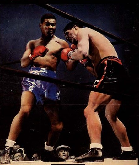 Joe Louis vs. Arturo Godoy