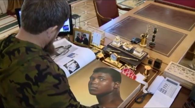 Рамзан Кадыров назовет улицу именем Мохаммеда Али (4)