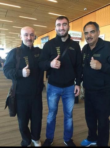 Денис Лебедев проведет следующий бой против Мурата Гассиева (4)
