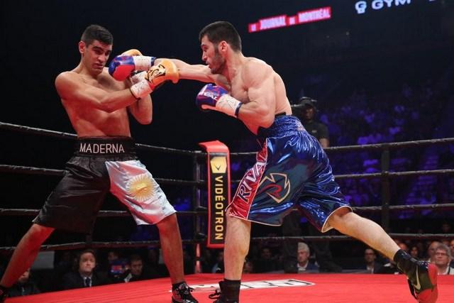 Артур Бетербиев нокаутировал Эсекьеля Мадерну в четвертом раунде (1)