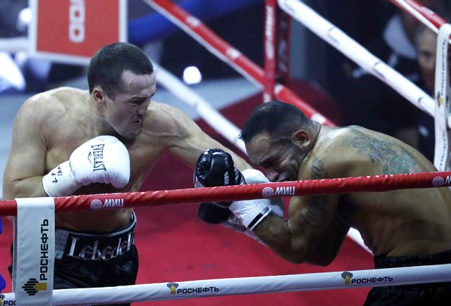 Денис Лебедев проведет следующий бой против Мурата Гассиева (2)