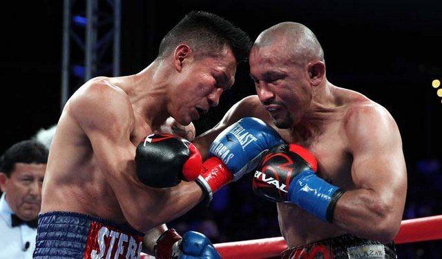 Франсиско Варгас и Орландо Салидо устроили настоящую битву в ринге (1)