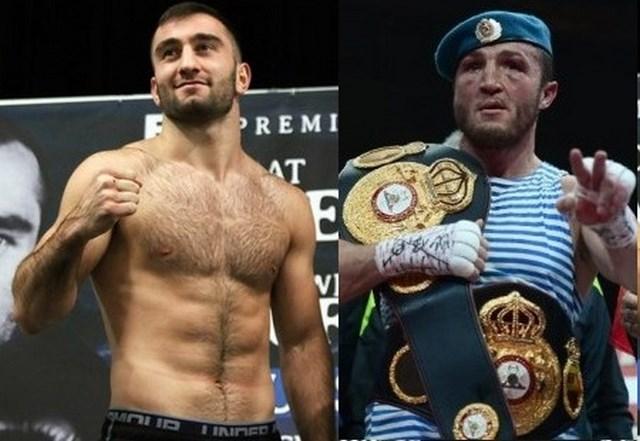 Денис Лебедев проведет следующий бой против Мурата Гассиева (5)